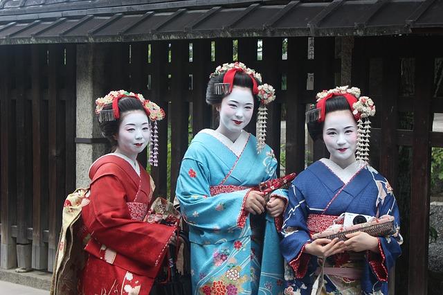 Le Geisha