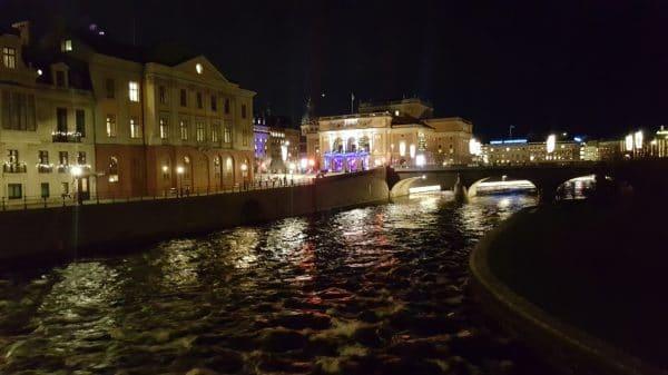 Stoccolma notturna