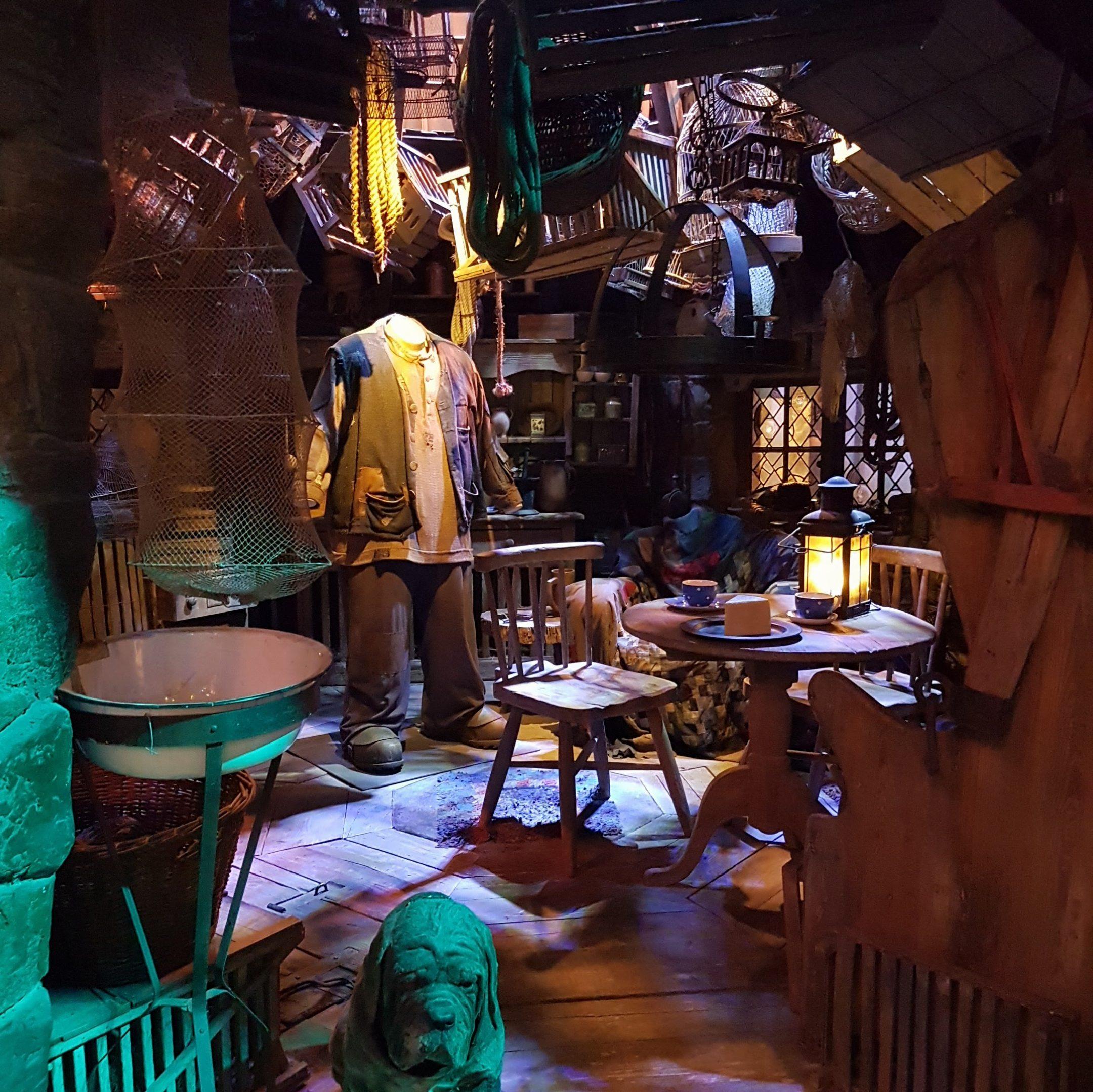 Capanna di Hagrid