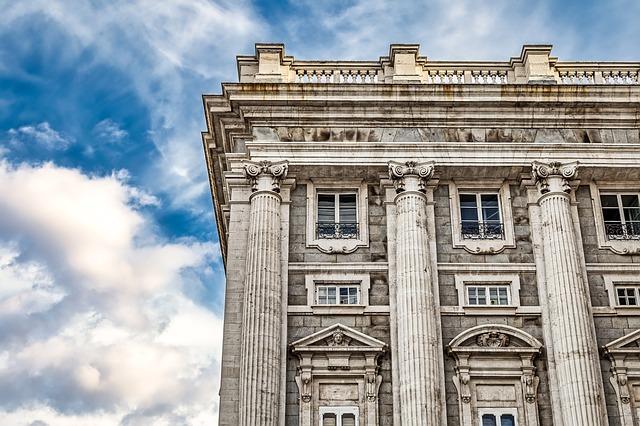 Particolare Palazzo Reale