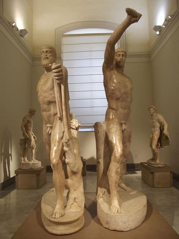 Armodio e Aristogitone
