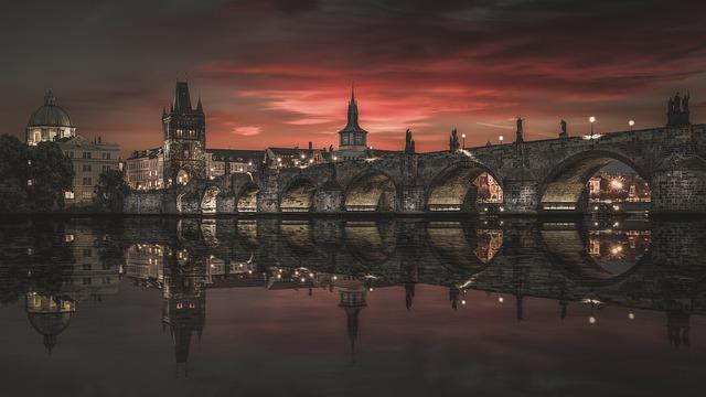 Praga itinerario