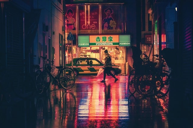 citta giapponesi
