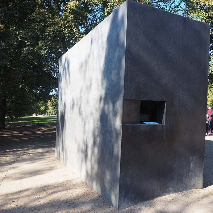 Memoriale Omocausto