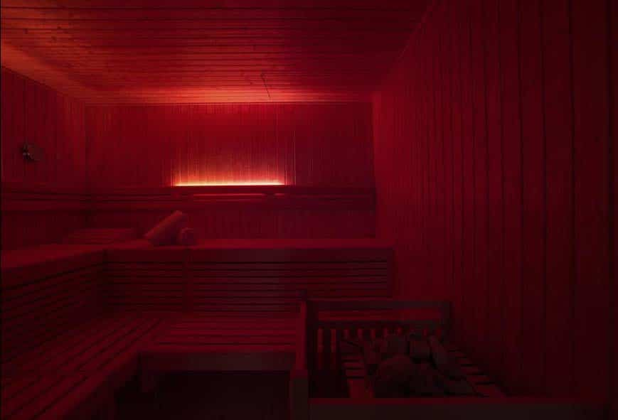 Sauna Two Berlin Hotel by Axel