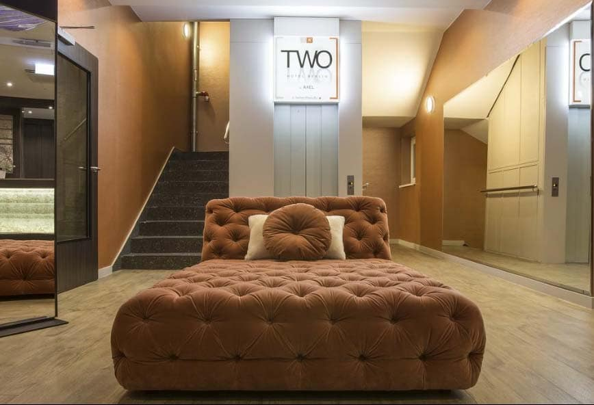 Two Berlin Hotel by Axel