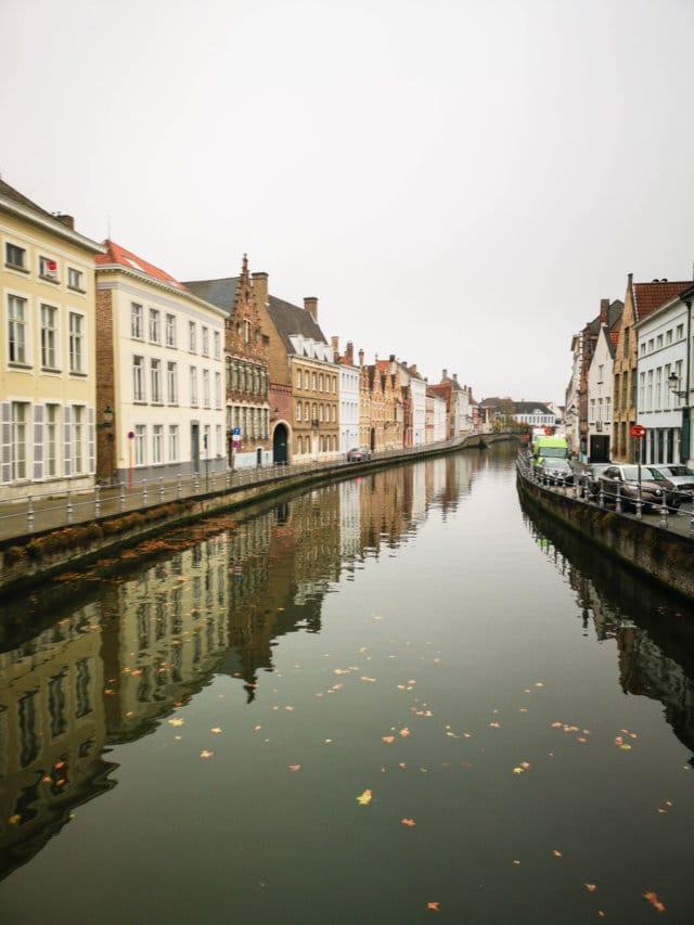 canali bruges