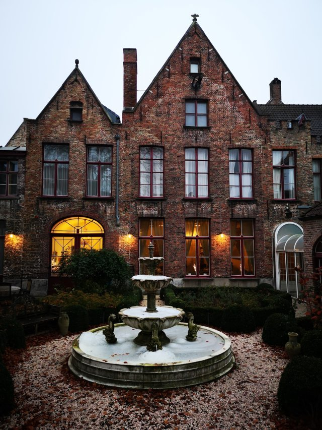 Hotel Bruges gay friendly