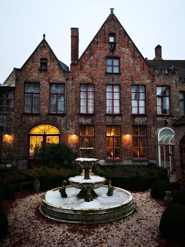 Hotel a Bruges