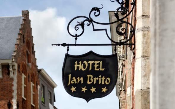 Jan Brito Hotel Bruges