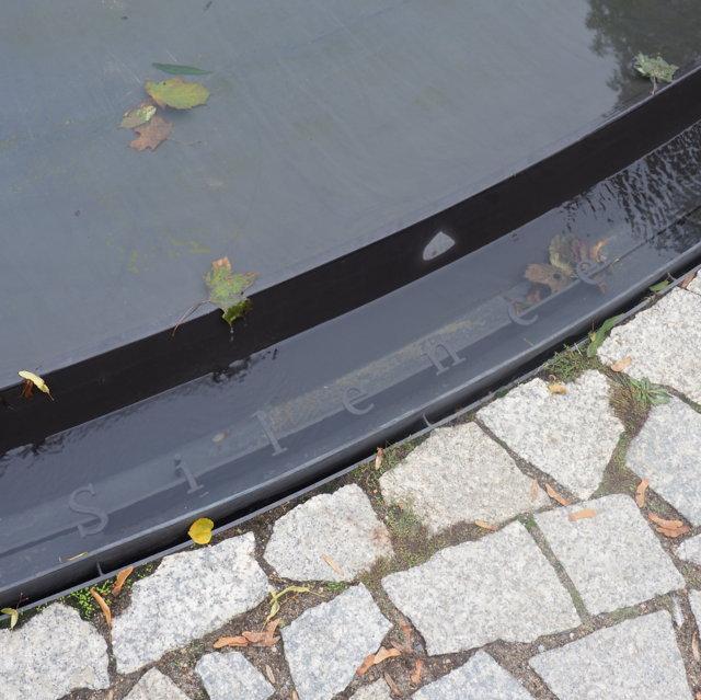 Memoriale per i Sinti e Rom