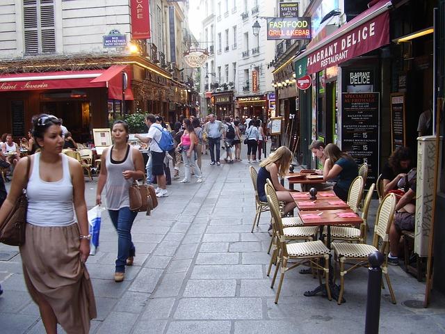 Quartiere Latino Parigi