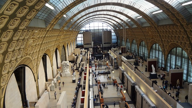 itinerario 3 giorni parigi