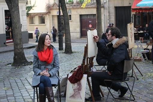 montmartre pittore