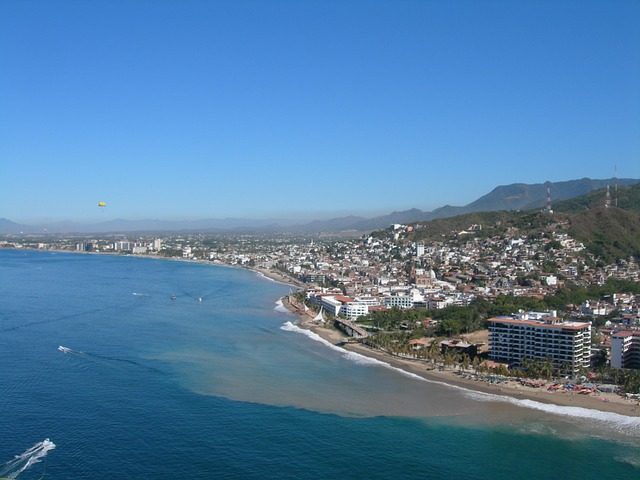 Puerto Vallarta spiaggia