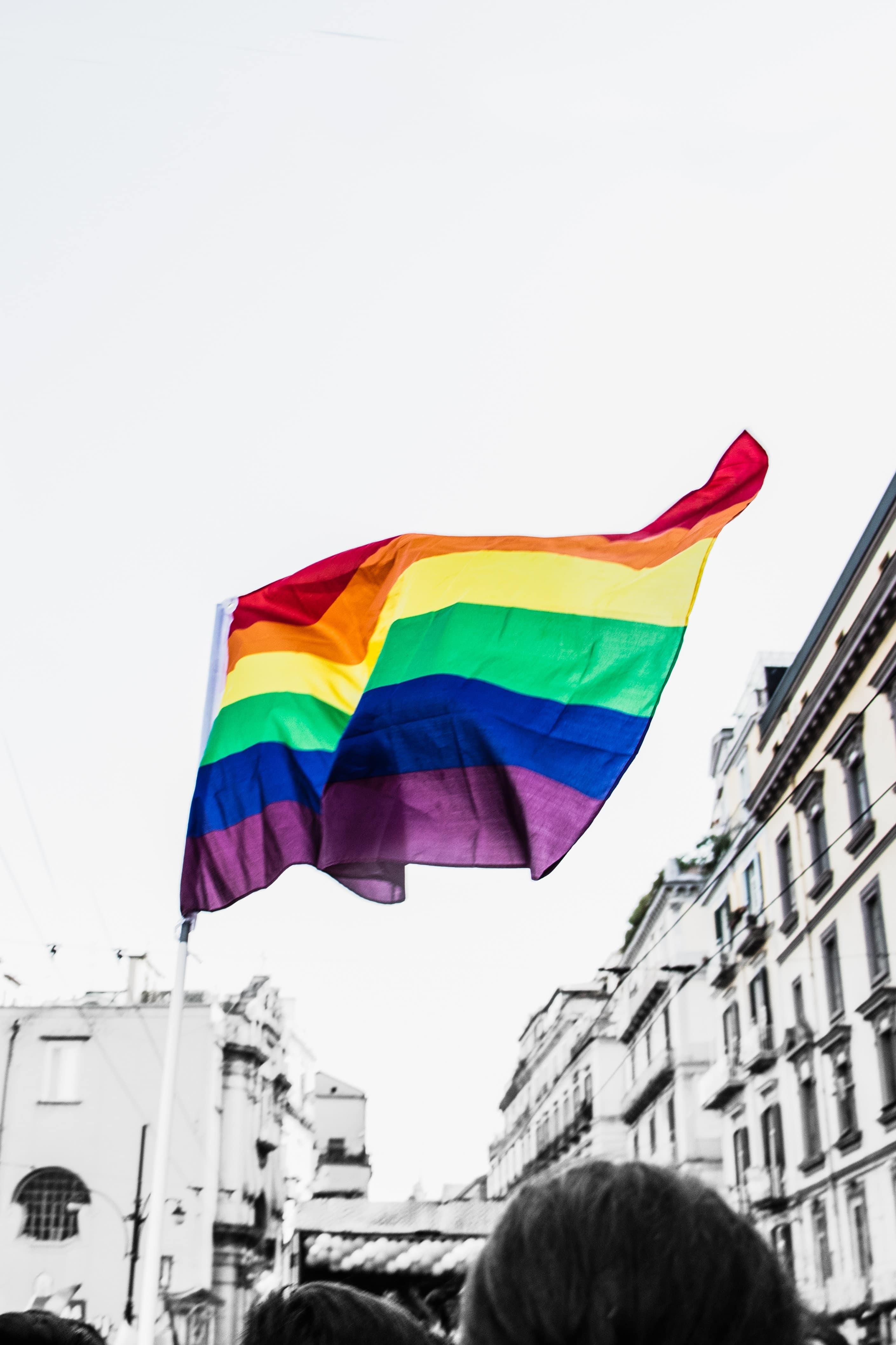 Bandiera arcobaleno