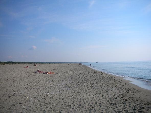 Spiaggia Torre del Lago