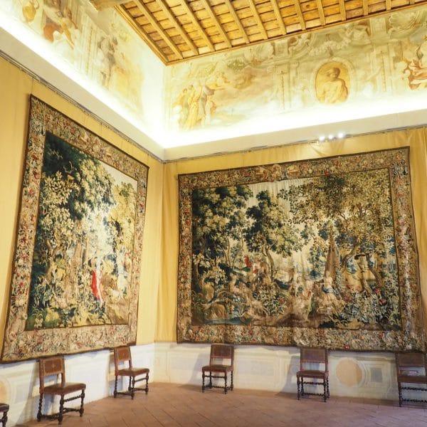 Salone interno Venaria