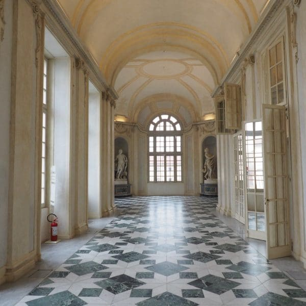 Corridoio interno Venaria