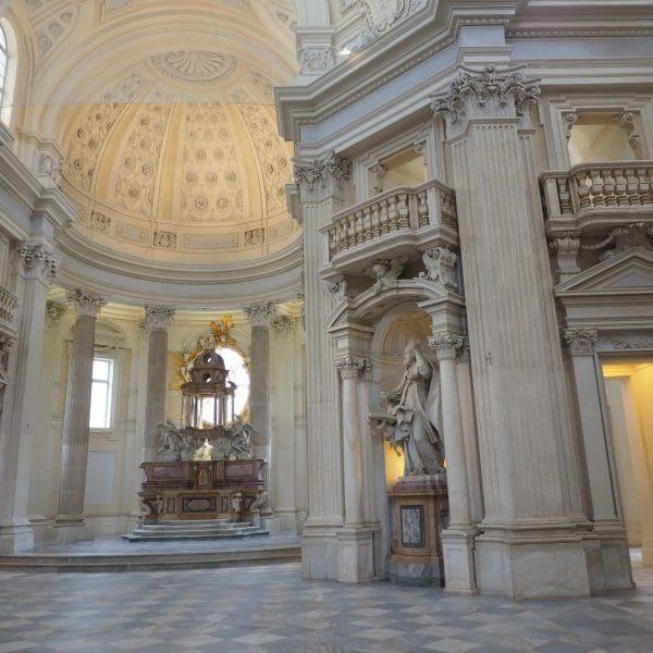 Chiesa Sant'Uberto, Venaria Reale