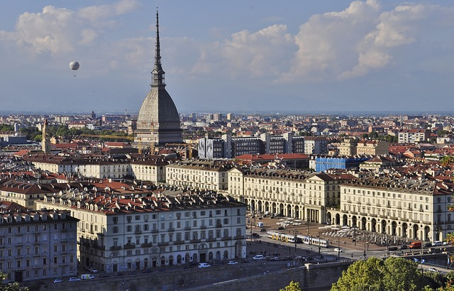 Torino visitare