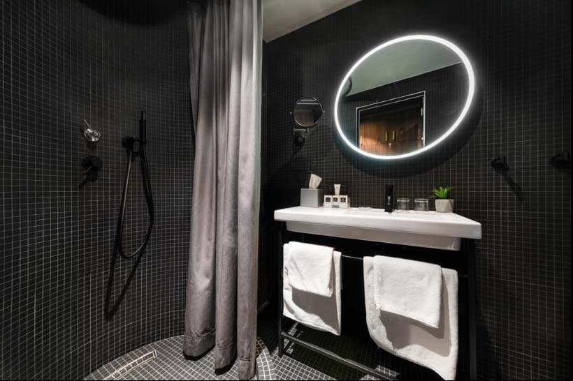 Bagno Hotel Clark Budapest