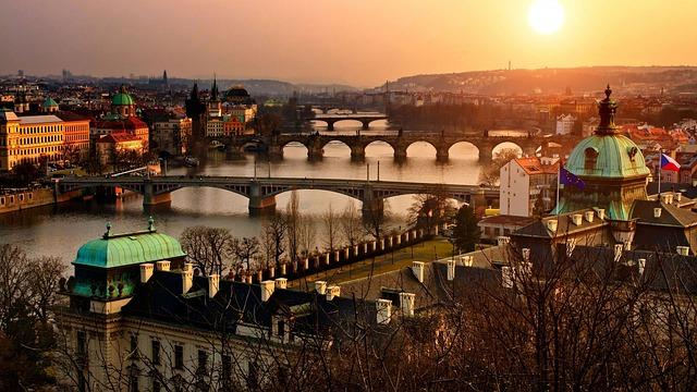 Come arrivare dall'aeroporto a centro di Praga