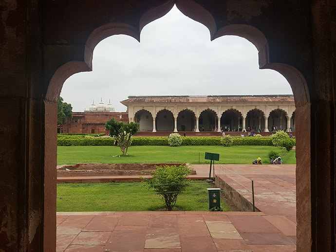 Itinerario India
