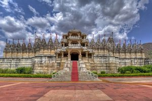 Tempio di Ranakpur nell'India occidentale