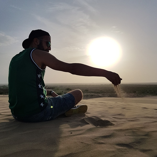 India Deserto Thar