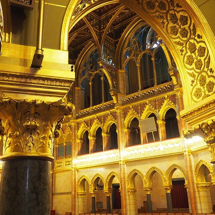 Biglietti Parlamento Budapest