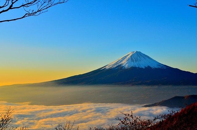 Giappone paesaggi