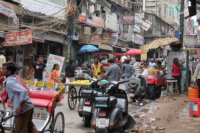 India strade
