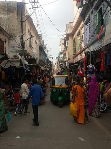 mercato in india