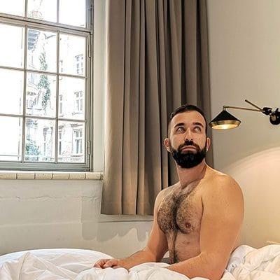 Oderberger Hotel lhotel gay friendly di Berlino