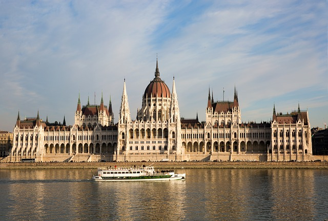 Palazzo Parlamento Budapest