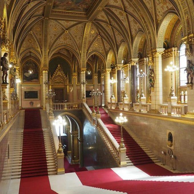 Parlamento Ungheria