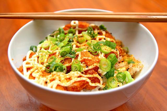 Spaghetti giapponesi