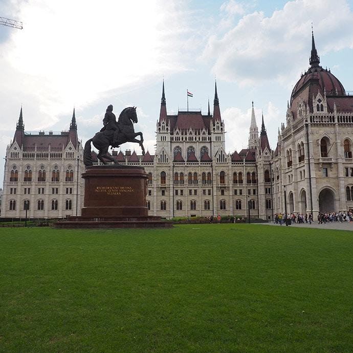 Prenotazione Parlamento Budapest