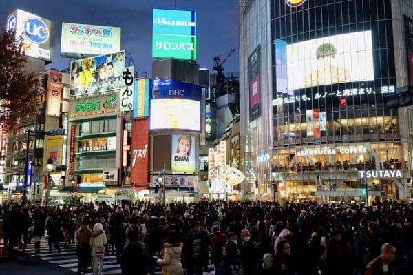 Incrocio Shibuya