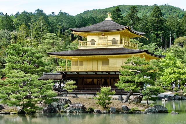 Tempio Giapponese d'Oro