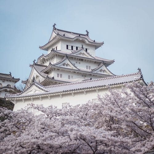 castello Giappone