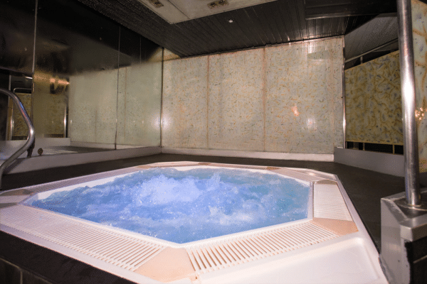 cosmos sauna bologna