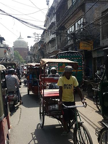 strada in india