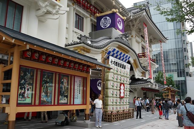 Tokyo quartieri