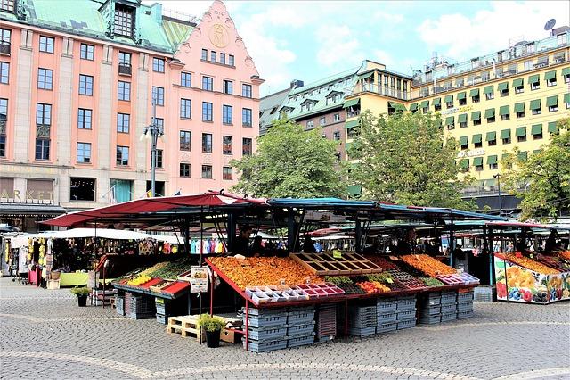Stoccolma luoghi di interesse