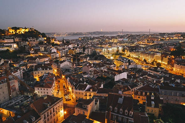 Lisbona 8 Dicembre