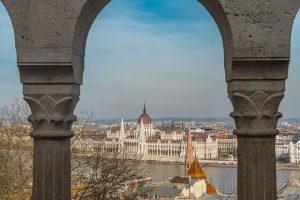 Bastione dei Pescatori di Budapest