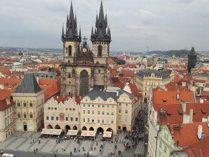 Chiesa di Týn Praga