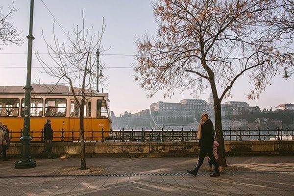 Come muoversi a Budapest